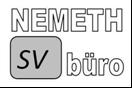 Ing Nemeth Wolfgang - Sachverständiger